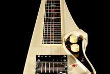 music guitar steels & dobro's / by a zuidema