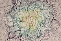 Graffiti Free Motion Quilting / by Lynda Banks