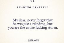 """Gill, Nikita / """"Your soul is a river"""", """" Wild envers"""""""