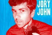 Jory John's Five Favorite Books