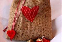 Sweetie bag / Red