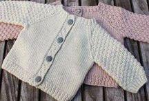 strikket klær