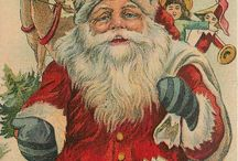 Santa's / Love all types of photographs representing Santa's from day past to today