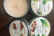 Chef's Candles / Need to neutralise Household Odours - Try Embers new Chef Candle Range