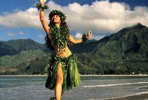 hawaian & tahitian