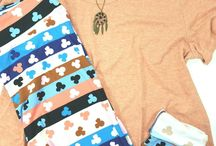 LuLaRoe Collection for Disney / Styling ideas for the LuLaRoe Collection for Disney. All pieces are available separately.