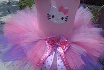 Tutu De Hello Kitty