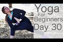 Yoga for beginers - 30 days
