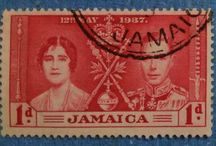 Personal STAMPS Collection JAMAICA