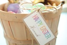 Easter Ideas / by Deana Glass