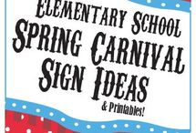 Spring Carnival / by Kids Bouncy Things of Locust Grove