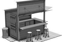 Buildings, sets