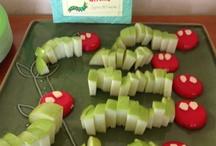 teaching with snacks / by Toni Jones