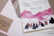 Handmade Invitations / by Barbie Anderson