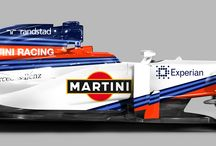 F1 Liveries / Fictional designs that are cool, or otherwise interesting renditions of existing ones