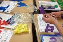 7th Grade My Classroom (math) / by Amber Dunn