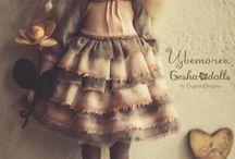 текстильные куклы купить