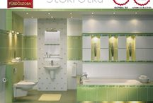 Színek: ZÖLD fürdőszobák / ZÖLD fürdőszobák