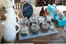 Baby Shower Ideas / It's all about you, baby! Baby shower ideas, tips, food and diys.