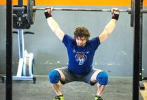 The first rule of CrossFit / by Shanna Clark