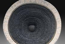 Potters - Candone Wharton / Candone Wharton's ceramic work / by Joseluis Del Bogatell