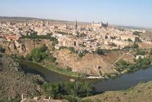 Toledo vs Madrid... / Mi corazón está en Toledo, mi cabeza, en Madrid... Jodida dicotomía...