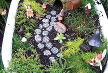 Gardening with the kids! / by Renea Davis