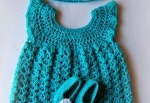 Patterns / Knitting and crochet