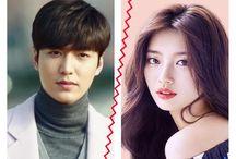 Lee Min Ho & Bae Suzy