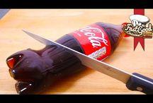Bonbon XXL coca-cola