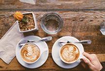 I LIKE - COFFEE & TEA / Coffee and tea