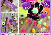Craft for school fairs