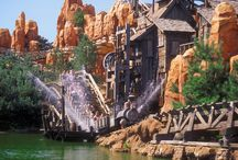 Frontierland - Clippers Quay Travel / Disneyland Park - Frontierland, Disneyland Paris