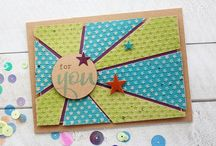 Cards / Inspiration for card making!