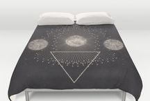 Soft furnishings / Small collection of fucking ridiculous duvet covers / by Georgina Voss