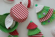Holiday Cheer! / Fun crafts for kids this holiday season! Help them spread a little holiday cheer!