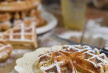 Waffles/Waffeln
