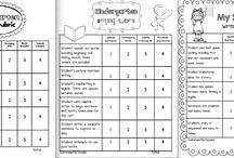 Kindergarten Reading Writing and LA / by Terri Robert