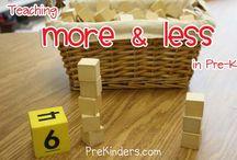 Comparing amounts