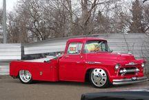 Pick_Up's / Pickup auto's oud & nieuw.