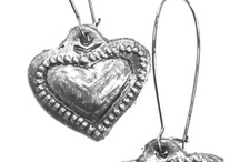 recycled jewelry & adornments