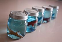 Under the Sea Kids Party Ideas / by Shoshana Ohriner