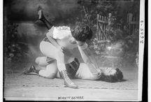 Boxning / Boxning, boxing.