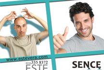 Estevera / Saç ekimi
