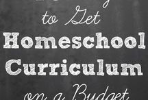 Homeschooling / by Jessica Griffith