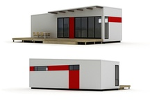 Tiny Prefab Homes / A collection of favorite tiny (under 800 sq feet) prefab homes.
