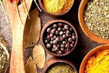 love of spices & herbs
