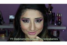 Mini Tutoriales de Maquillaje / Aprende a maquillarte en 15 segundos =)