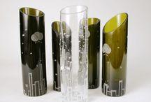 Glas flasker