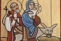 Coptic Icon Ethiopian Church Painting